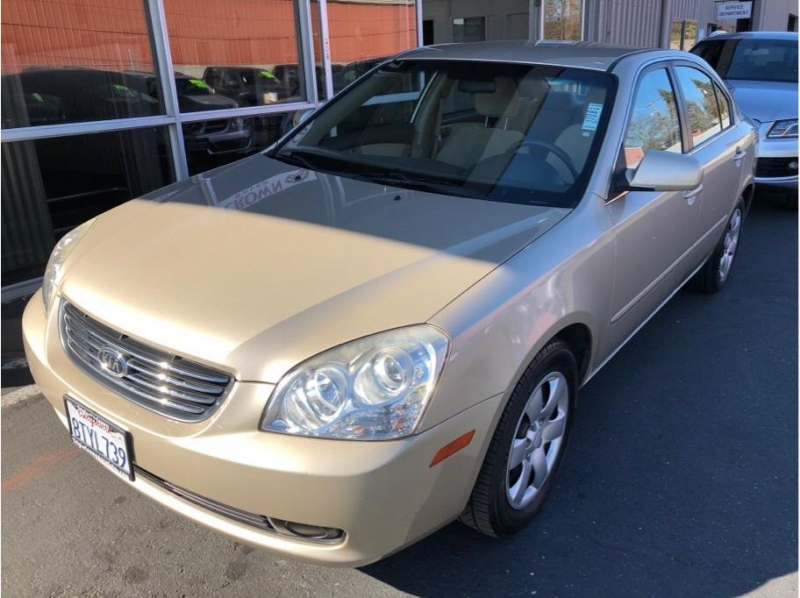 Kia Optima 2007 price $6,995
