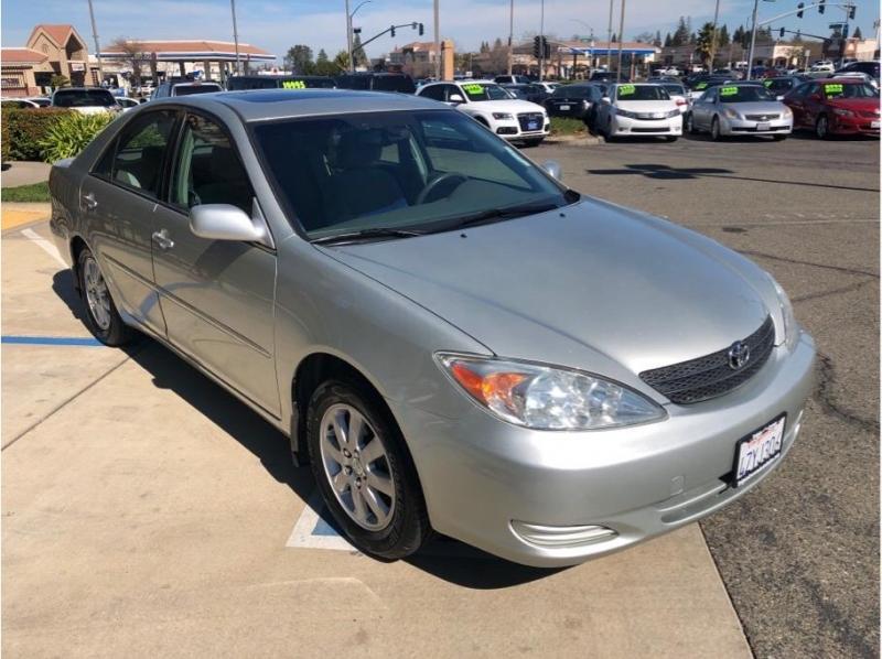 Toyota Camry 2002 price $5,995