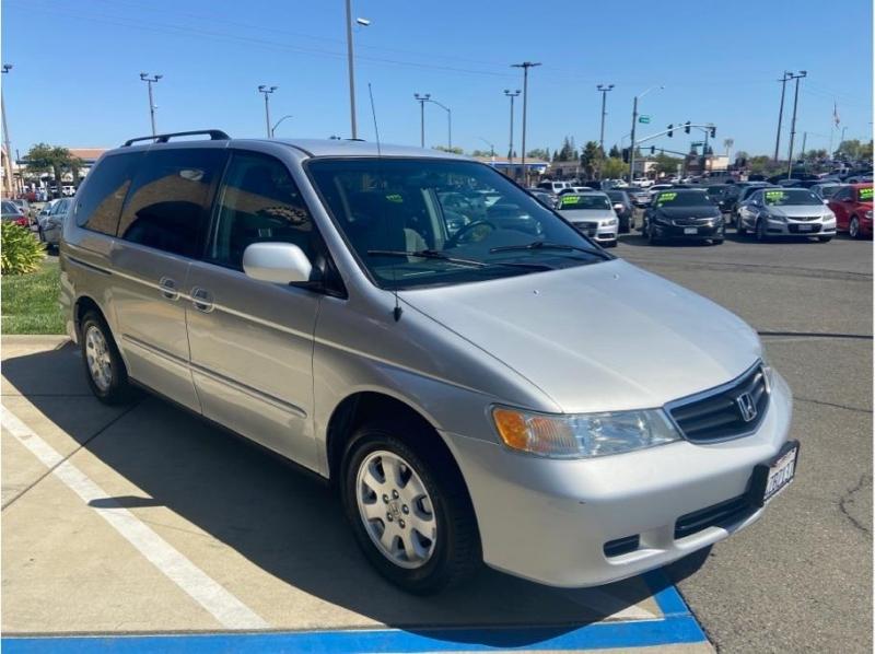 Honda Odyssey 2002 price $5,995