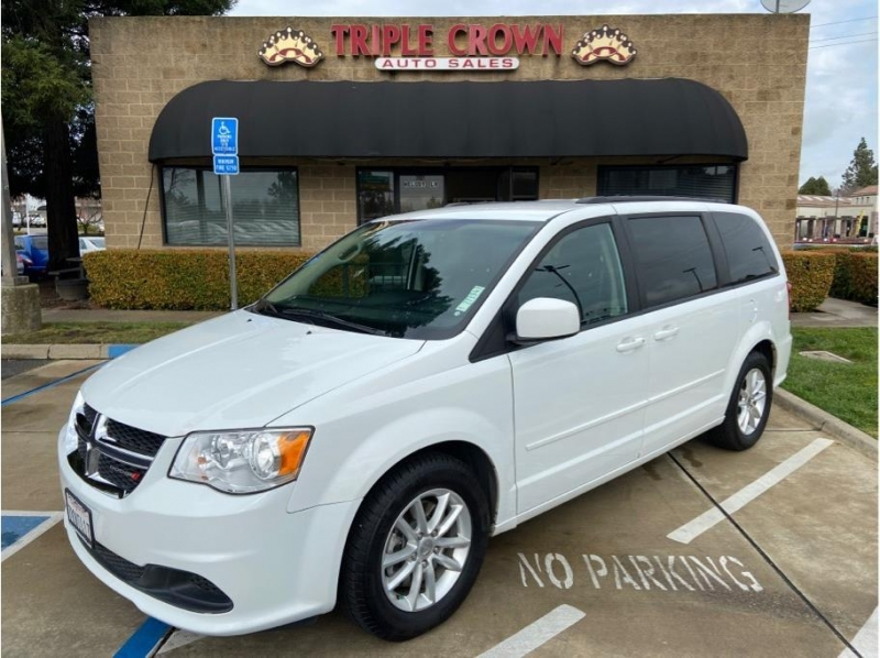 Dodge Grand Caravan Passenger 2016 price $10,995