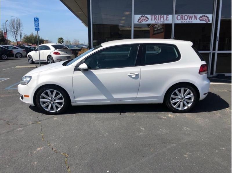 Volkswagen Golf 2011 price $12,995