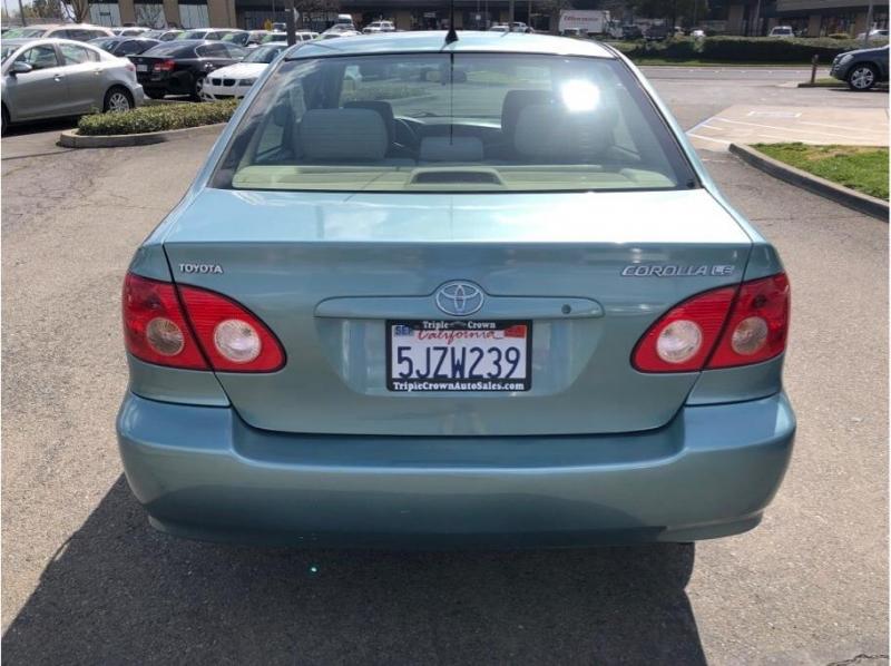 Toyota Corolla 2005 price $4,995
