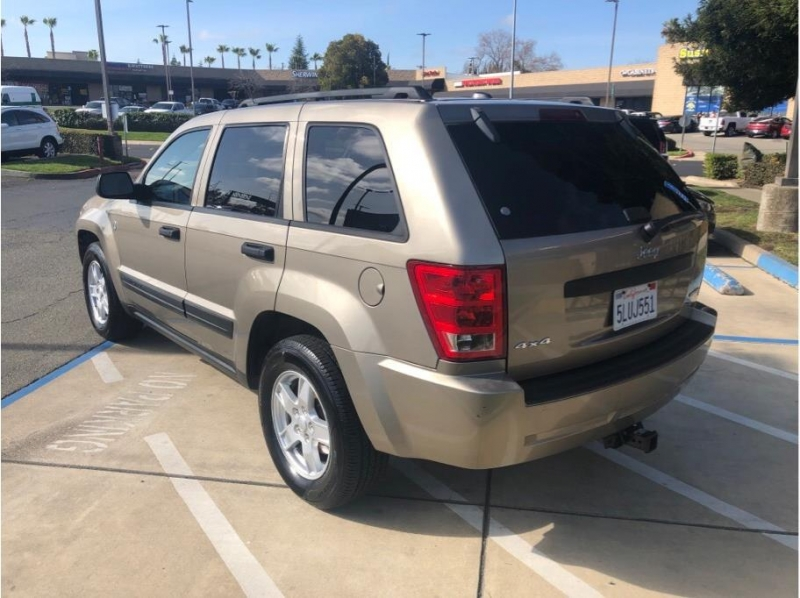Jeep Grand Cherokee 2005 price $7,495