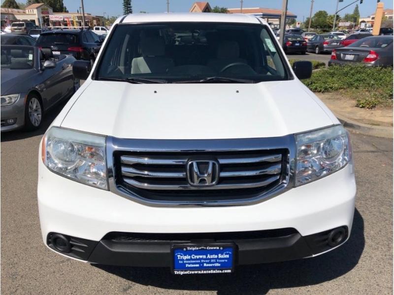 Honda Pilot 2013 price $10,995