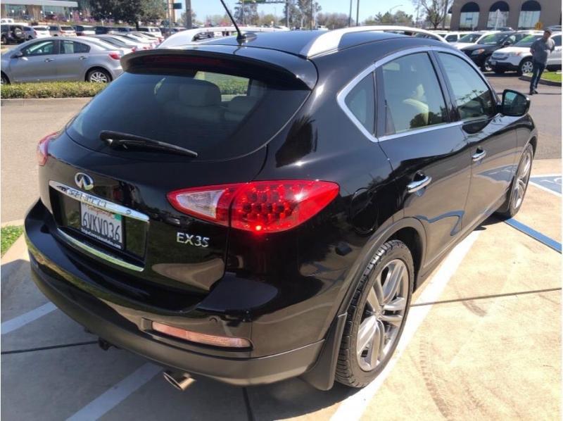 INFINITI EX 2012 price $9,995