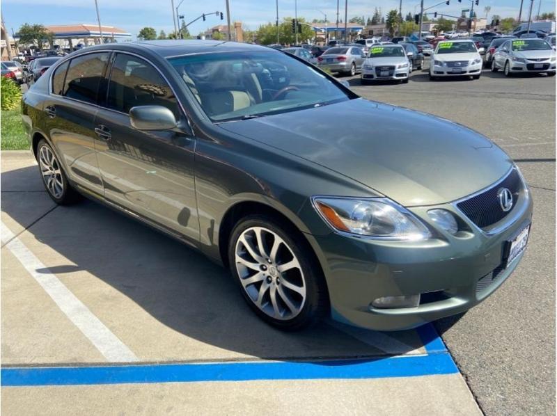 Lexus GS 2006 price $9,995