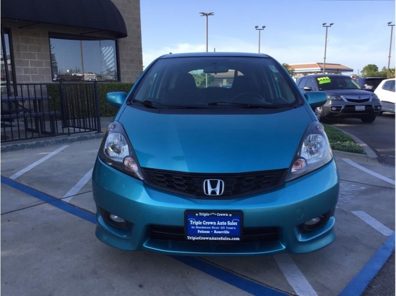 Honda Fit 2013 price $7,995