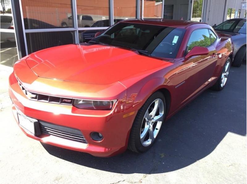 Chevrolet Camaro 2014 price $15,995