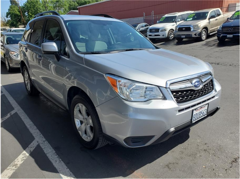 Subaru Forester 2015 price $16,995