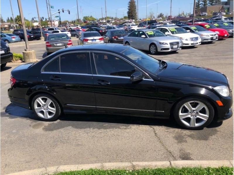 Mercedes-Benz C-Class 2010 price $10,995