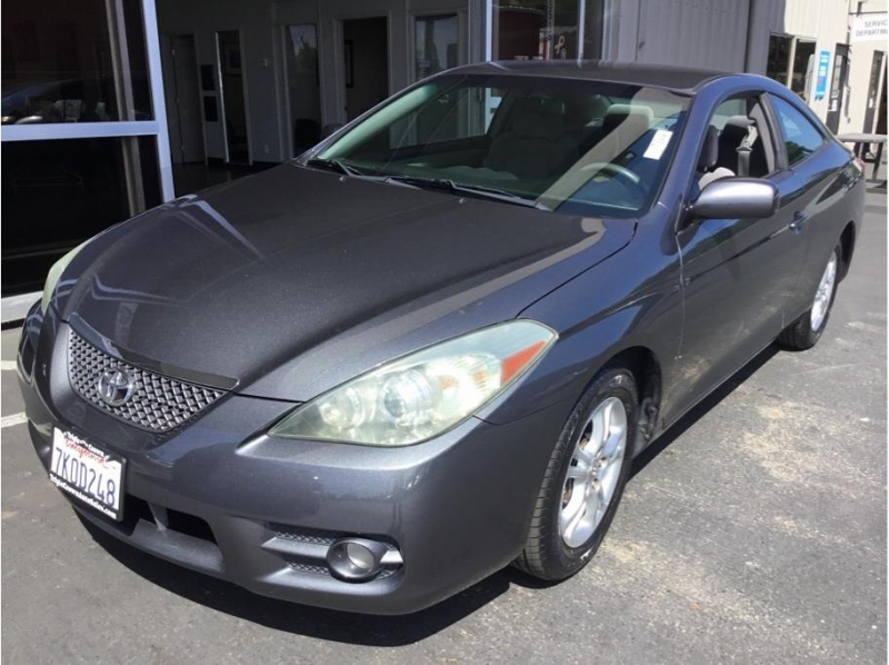 Toyota Solara 2007 price $7,995