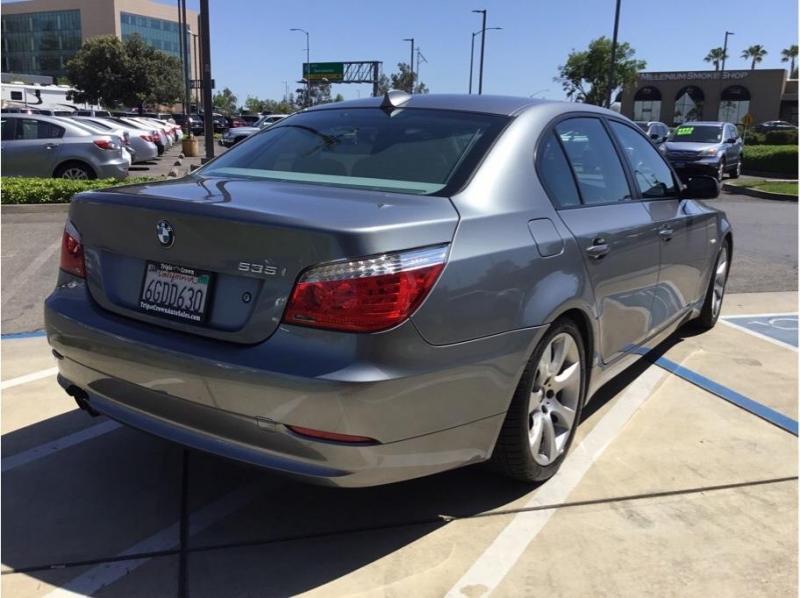 BMW 5 Series 2008 price $10,995