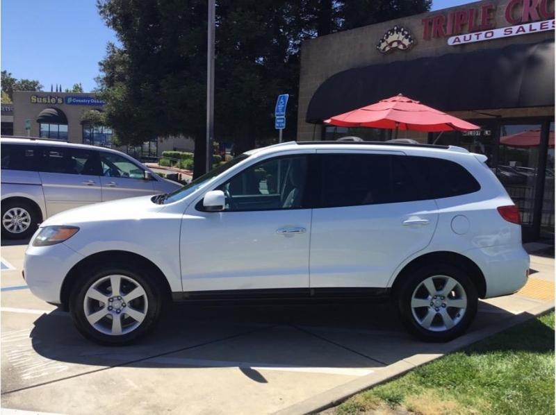 Hyundai Santa Fe 2007 price $8,995