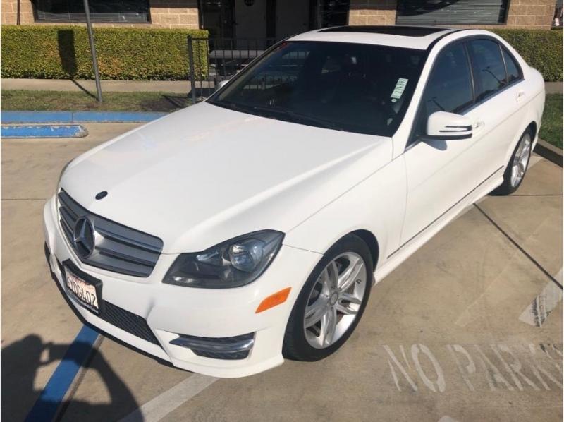 Mercedes-Benz C-Class 2013 price $12,995