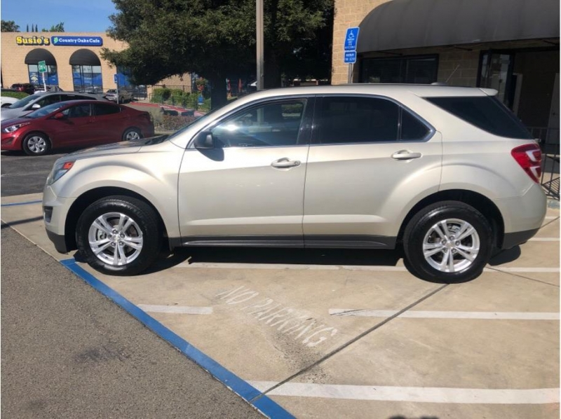 Chevrolet Equinox 2016 price $12,995
