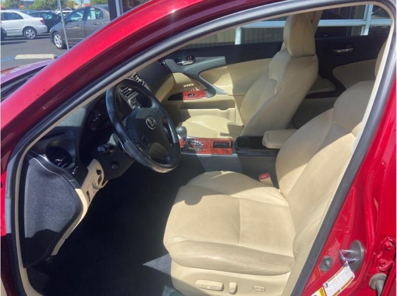 Lexus IS 2008 price $15,995