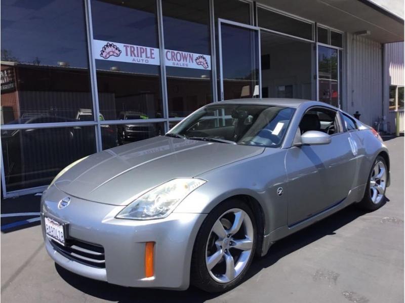 Nissan 350Z 2006 price $13,995