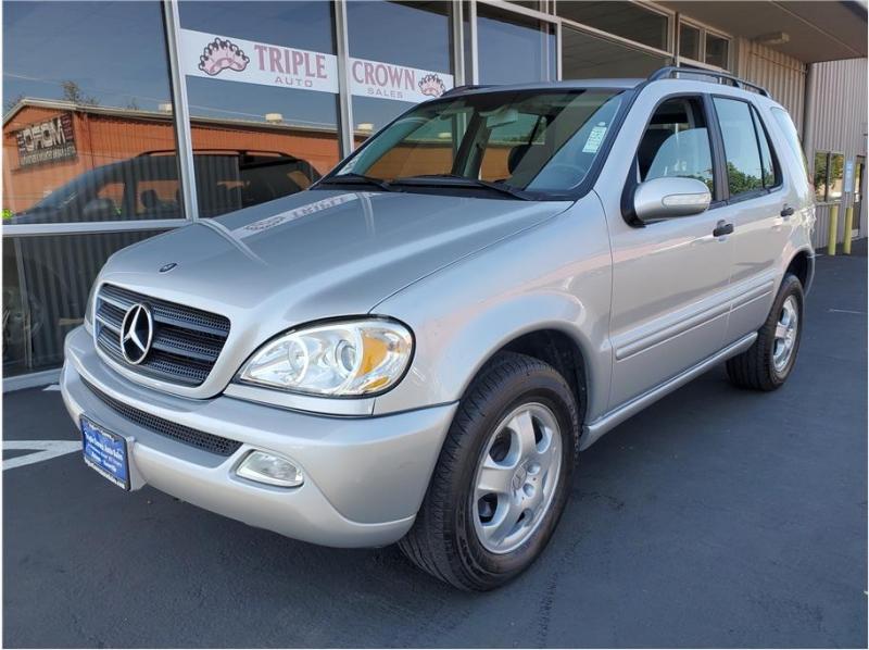 Mercedes-Benz M-Class 2002 price $10,995