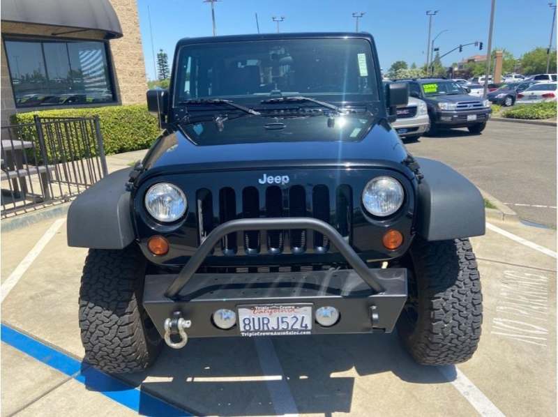Jeep Wrangler 2012 price $20,995
