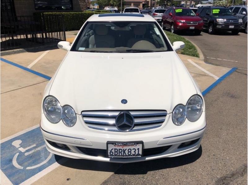 Mercedes-benz CLK-Class 2008 price $10,995
