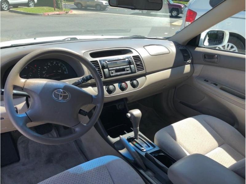 Toyota Camry 2003 price $8,995