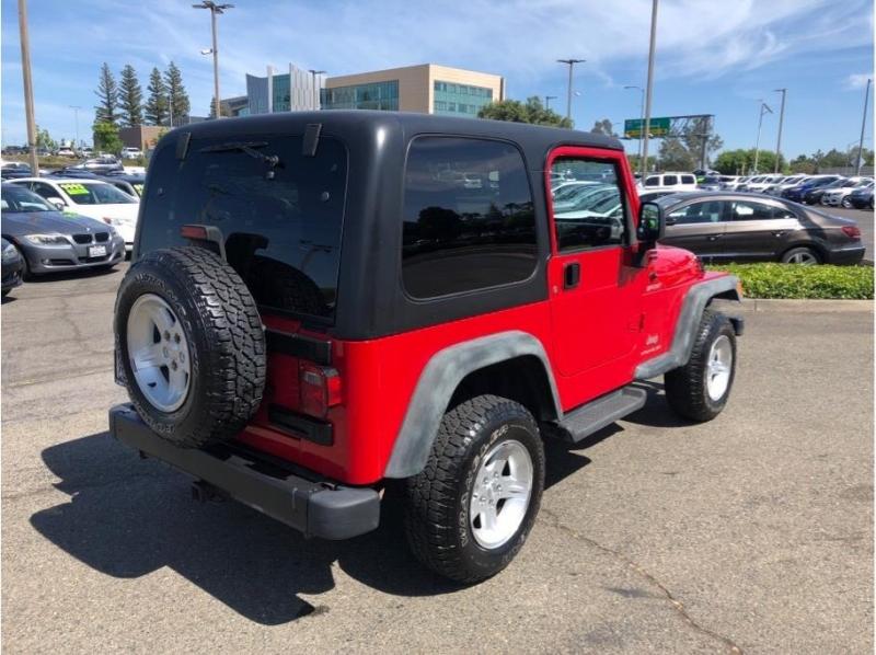 Jeep Wrangler 2006 price $16,995