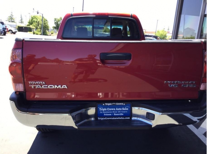 Toyota Tacoma Access Cab 2006 price $17,995