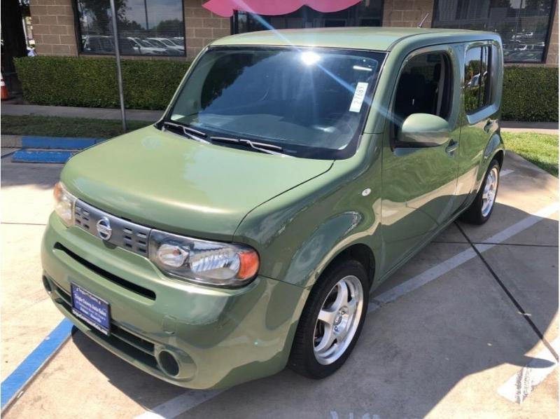 Nissan cube 2010 price $7,995