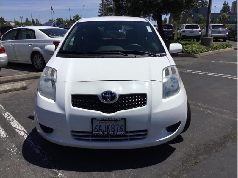Toyota Yaris 2007 price $6,995