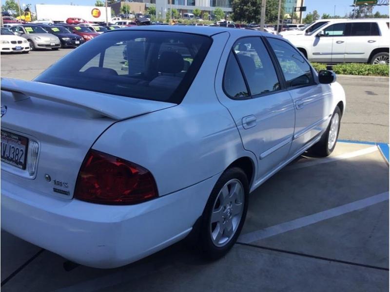 Nissan Sentra 2006 price $5,995