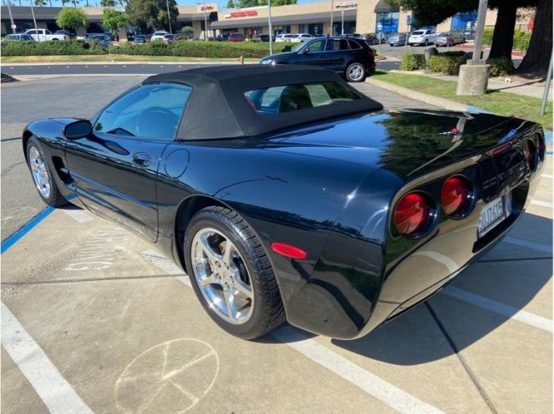 Chevrolet Corvette 2002 price $20,995