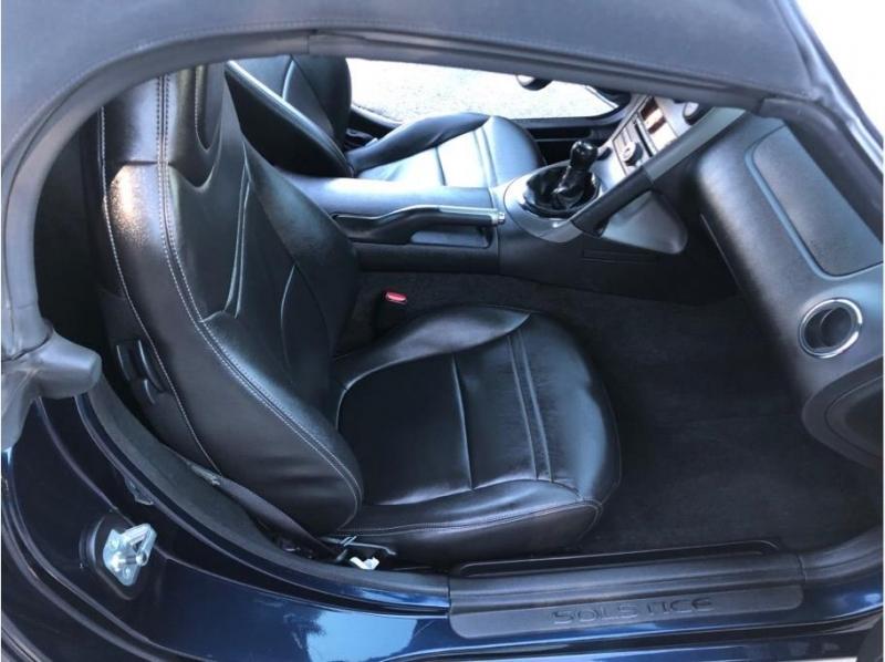 Pontiac Solstice 2006 price $11,995