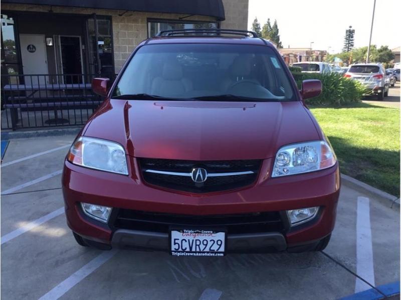 Acura MDX 2003 price $9,995
