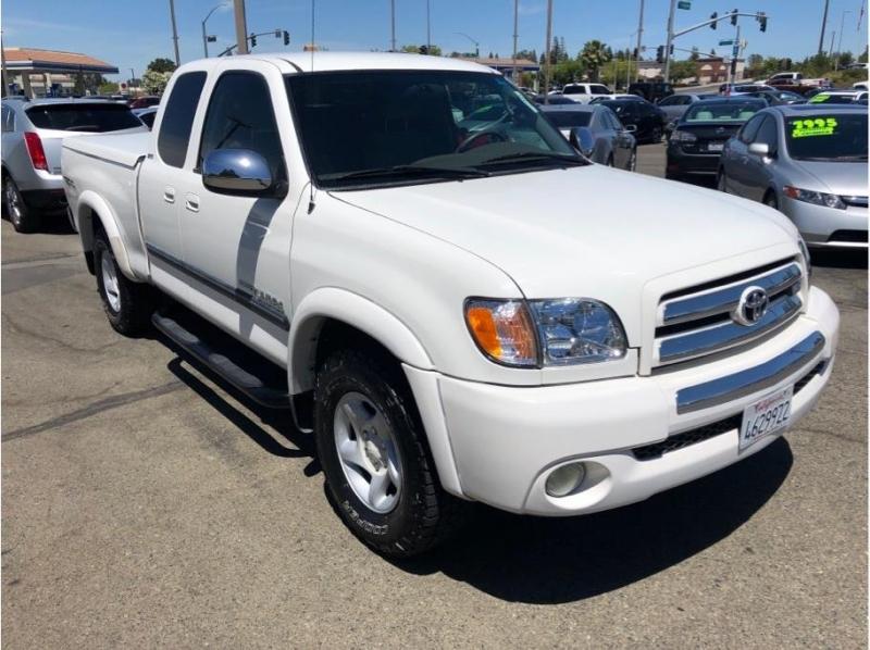 Toyota Tundra Access Cab 2003 price $17,995