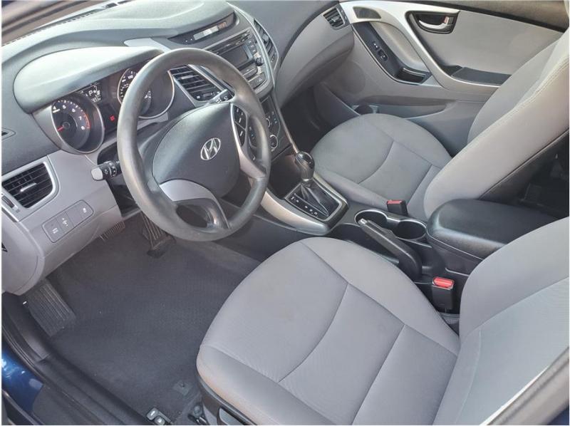 Hyundai Elantra 2016 price $10,995