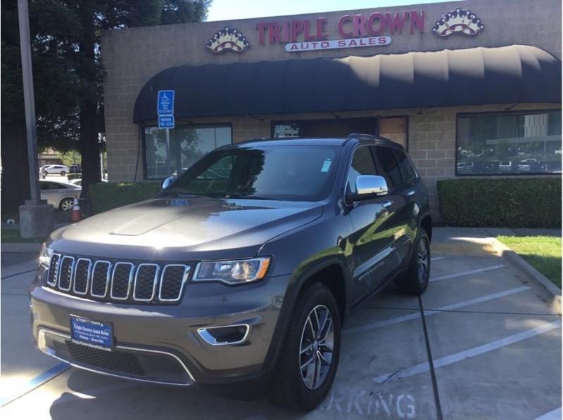 Jeep Grand Cherokee 2017 price $24,995