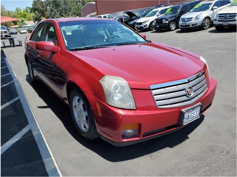Cadillac CTS 2004 price $7,995