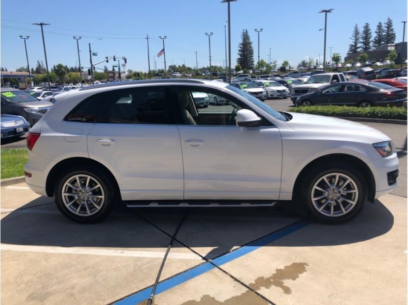 Audi Q5 2009 price $11,995