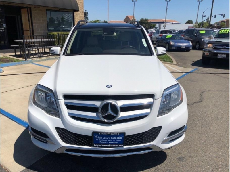 Mercedes-benz GLK-Class 2014 price $15,995