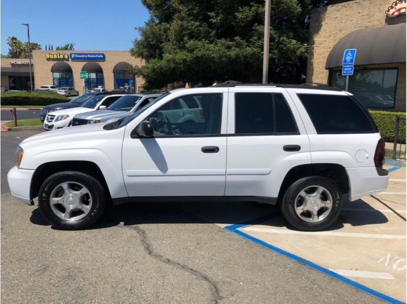 Chevrolet Trailblazer 2007 price $9,995