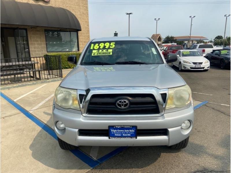 Toyota Tacoma Double Cab 2007 price $16,995