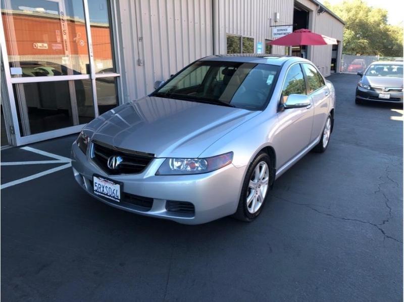Acura TSX 2005 price $12,995