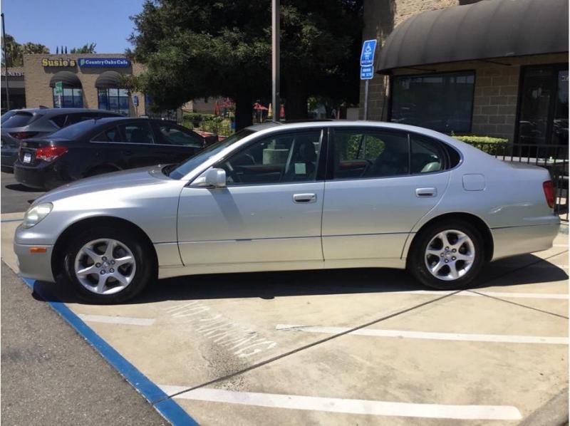 Lexus GS 2004 price $7,995