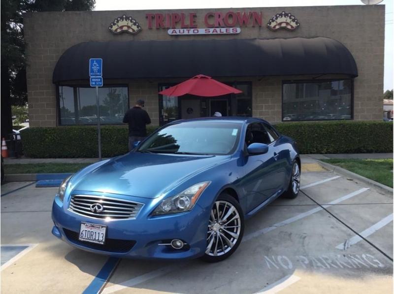 Infiniti G 2012 price $14,995