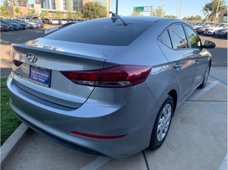 Hyundai Elantra 2017 price $14,995