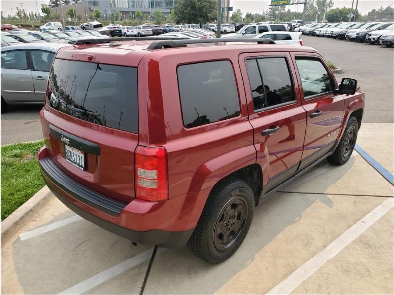 Jeep Patriot 2016 price $12,995