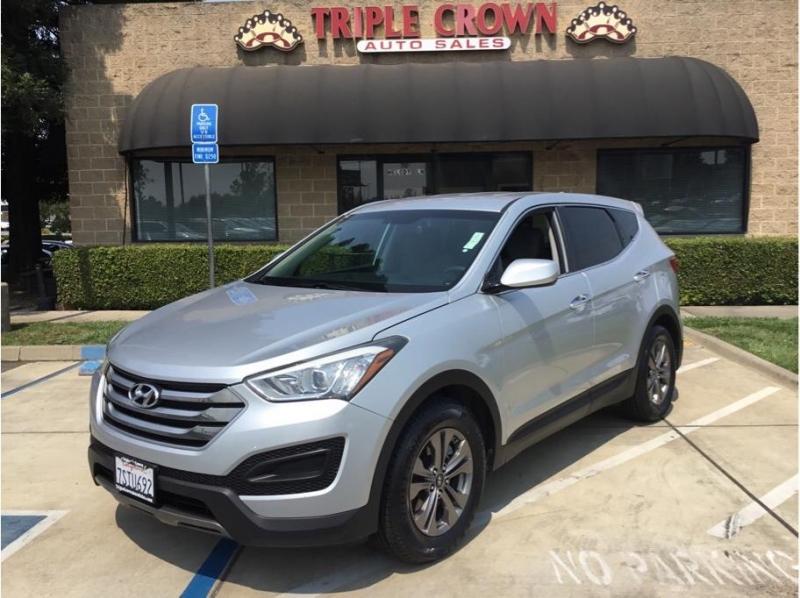 Hyundai Santa Fe Sport 2015 price $14,995