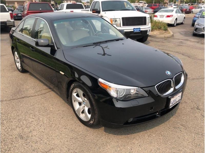 BMW 5 Series 2007 price $8,995