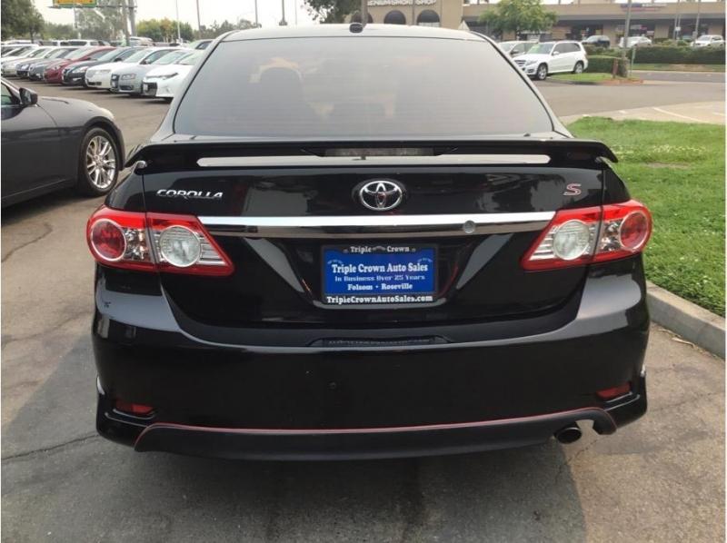 Toyota Corolla 2013 price $12,995