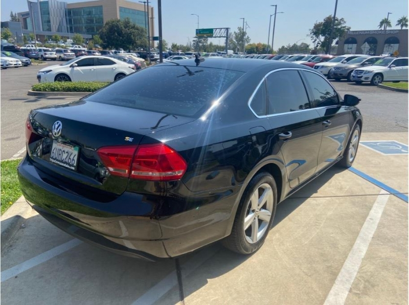 Volkswagen Passat 2012 price $8,995